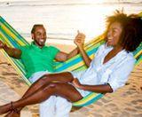 Hojdacia sieť AMAZONAS Barbados - lemon