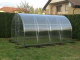 Polykarbonátový skleník VOLYA TRIOŠKA 4 mm.