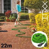 Flexibilná, zmršťovacia záhradná hadica XXL hose 22 m.