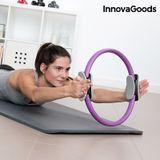 Posilňovací kruh na pilates so sprievodcom cvičením InnovaGoods