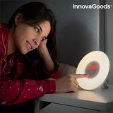 Rádiobudík s efektom vychádzajúceho slnka InnovaGoods