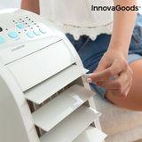 Prenosná odparovacia klimatizácia InnovaGoods 4,5 l. 70W, sivá