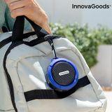 Prenosný bezdrôtový Bluetooth reproduktor Waterproof DropSound InnovaGoods