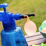 Vodné balóny s pumpou XL (100 kusov)