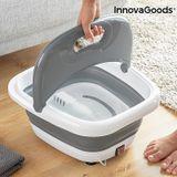 Skladací masážny prístroj na nohy Aqua·relax InnovaGoods 450W