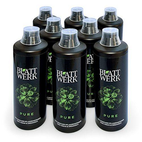 100% BIO organické tekuté hnojivo BLATTWERK 1l.