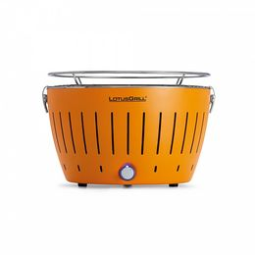 Bezdymový gril LotusGrill orange