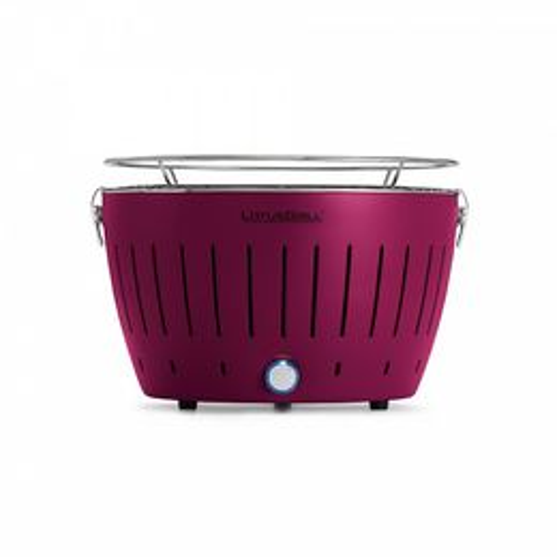 Bezdymový gril LotusGrill purple