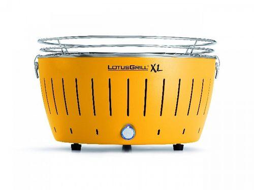 Bezdymový gril LotusGrill XL yellow