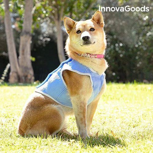 Chladiaca vesta pre malých psov InnovaGoods - S