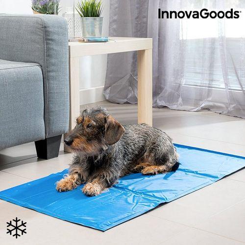 Chladivý koberček pre domáce zvieratá InnovaGoods (90 x 50 cm)
