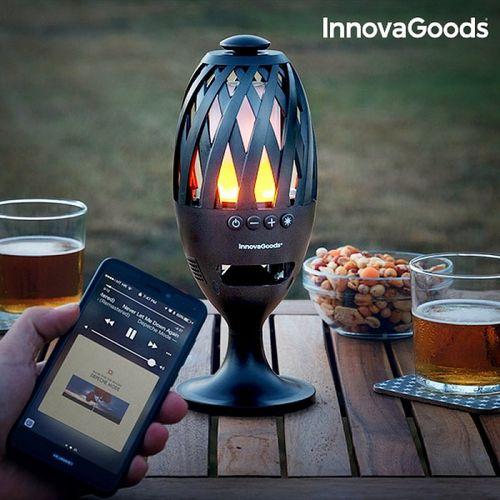 LED fakľa s Bluetooth reproduktorom InnovaGoods