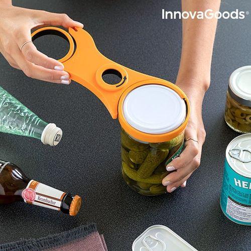 Multifunkčný otvárač 5 v 1 InnovaGoods