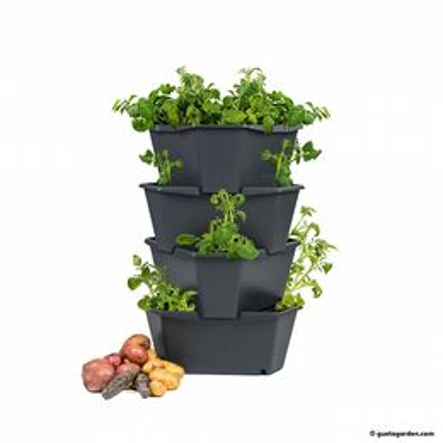 Nádoba na pestovanie zemiakov Paul Potato 4 poschodia