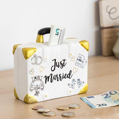 Pokladnička Just Married