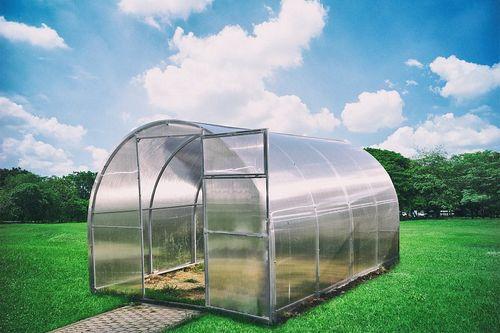 Polykarbonátový skleník GALERICA GLORIA 4 mm.