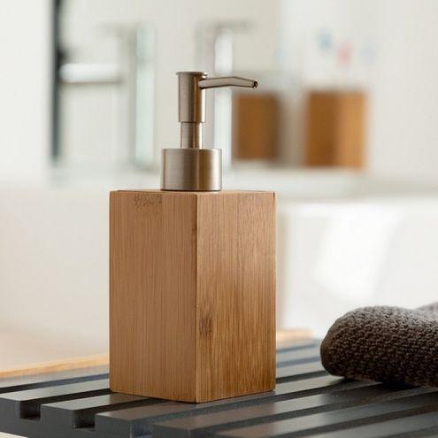 Bambusový dávkovač na tekuté mydlo Bamboo