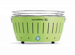 Bezdymový gril LotusGrill XL green