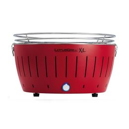 Bezdymový gril LotusGrill XL red