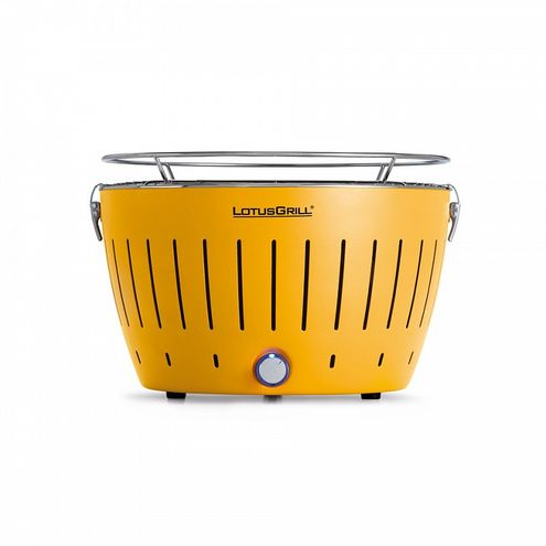 Bezdymový gril LotusGrill yellow