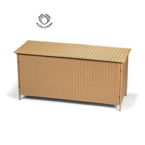 Box s úložným priestorom SPACE XXL cappuccino