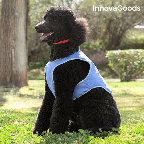 Chladiaca vesta pre stredných psov InnovaGoods - M