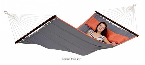 Hojdacia sieť AMAZONAS American Dream - grey