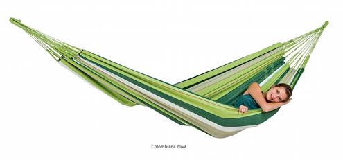 Hojdacia sieť AMAZONAS Colombiana - oliva