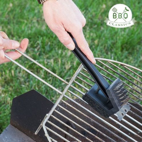 Kefa na čistenie grilov 3 v 1 BBQ Classics