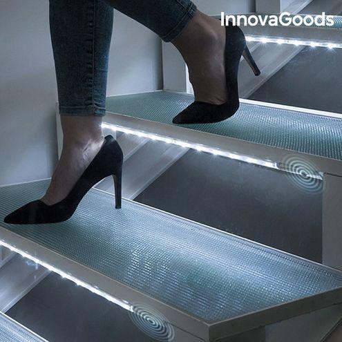 LED trubica s pohybovým snímačom InnovaGoods (2 kusy)
