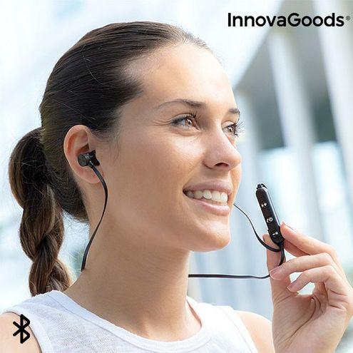 Magnetické bezdrôtové slúchadlá InnovaGoods