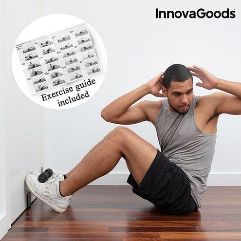Pomôcka na sedy ľahy do dverí s návodom na cvičenie InnovaGoods