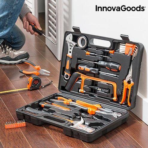 Sada náradia InnovaGoods Home Tools (108 častí)