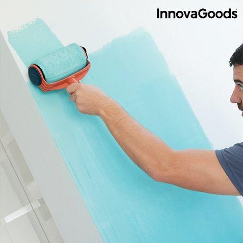 Set na maľovanie s plniacimi valčekmi InnovaGoods (6 častí)