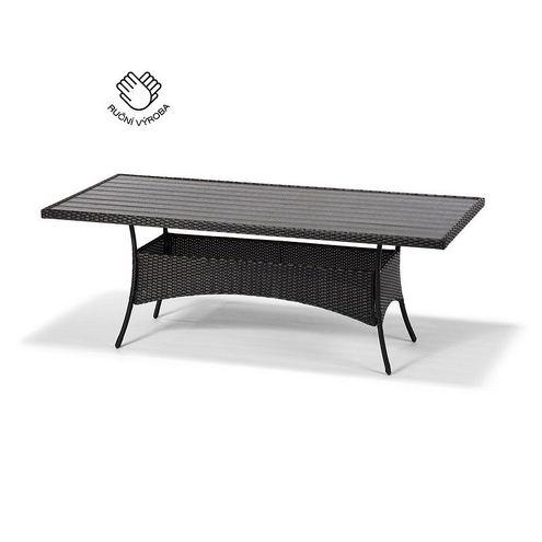 Stôl FLORENCE 200 antracit