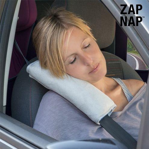 Vankúšik na bezpečnostný pás do auta Zap Nap