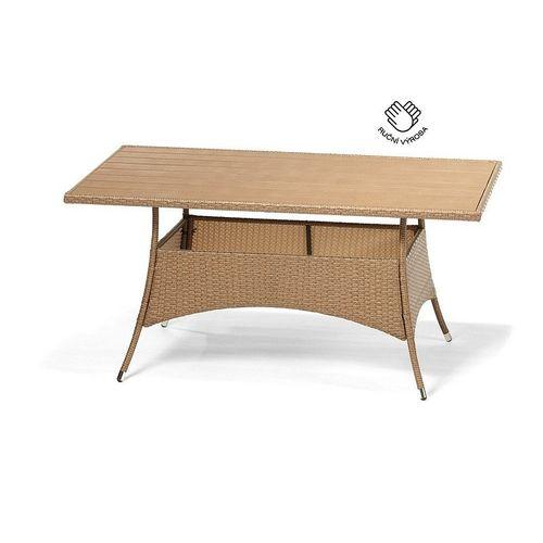 Stôl FLORENCE 150 cappuccino